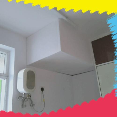 Interior wall paint with pink white color painter rang rogan wala gurgaon