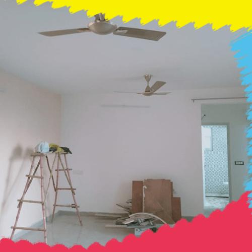 Rang rogan wala done interior paint